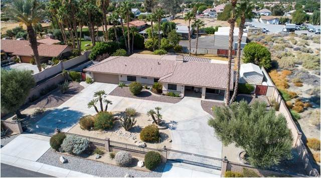 Single Family Homes for Sale at 38175 Rancho Los Cerritos Drive Indio, California 92203 United States